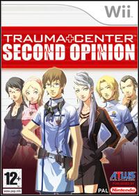 Okładka Trauma Center: Second Opinion (Wii)