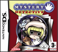 Okładka Touch Detective (NDS)