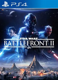 Game Star Wars: Battlefront II (PC) cover