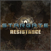 Okładka Stargate Resistance (PC)