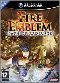 Okładka Fire Emblem: Path of Radiance (GCN)