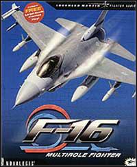 Okładka F-16 Multirole Fighter (PC)