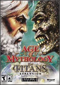 Okładka Age of Mythology: The Titans (PC)