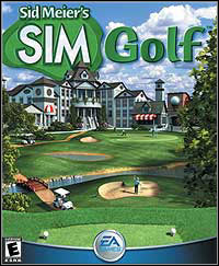 Okładka Sid Meier's SimGolf (PC)