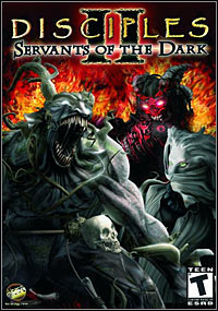 Okładka Disciples II: Servants of the Dark (PC)