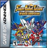 Game Box for Super Robot Taisen: Original Generation (GBA)
