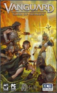 Okładka Vanguard: Saga of Heroes (PC)