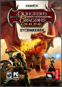 Okładka Dungeons & Dragons Online: Stormreach (PC)