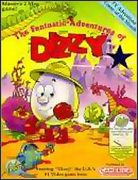 Okładka Fantastic Dizzy (PC)