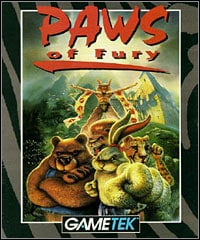 Okładka Brutal: Paws of Fury (PC)