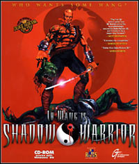 Game Box for Shadow Warrior (1997) (PC)