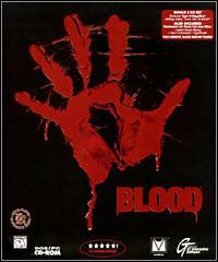 Okładka Blood (PC)