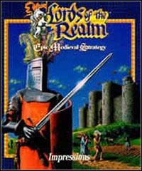 Okładka Lords of the Realm (PC)