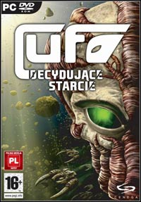 Okładka UFO: Aftershock (PC)