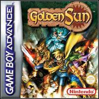Game Box for Golden Sun (GBA)