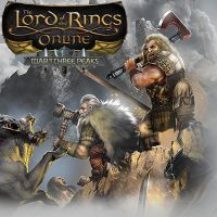 Okładka The Lord of the Rings Online: War of Three Peaks (PC)