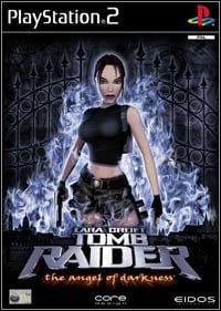 Game Tomb Raider: The Angel of Darkness (PC) cover