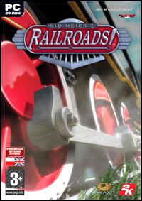 Okładka Sid Meier's Railroads! (PC)