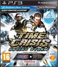 Okładka Time Crisis: Razing Storm (PS3)