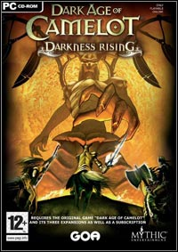 Game Box for Dark Age of Camelot: Darkness Rising (PC)