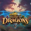 game Hearthstone: Descent of Dragons