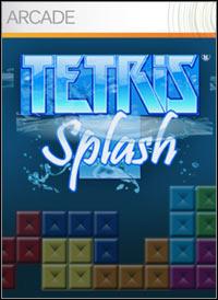 Okładka Tetris Splash (X360)