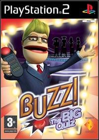 Okładka Buzz! The BIG Quiz (PS2)