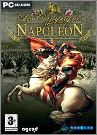 Okładka Napoleon's Campaigns (PC)