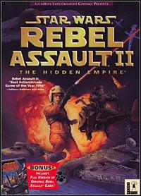 Okładka Star Wars: Rebel Assault II - The Hidden Empire (PC)