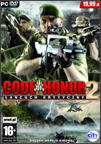 Okładka Code of Honor 2: Conspiracy Island (PC)