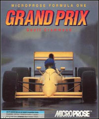 Okładka Formula One Grand Prix (PC)