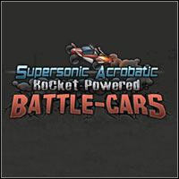 Okładka Supersonic Acrobatic Rocket-Powered Battle-Cars (PS3)