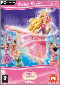Okładka Barbie in The 12 Dancing Princesses (PC)