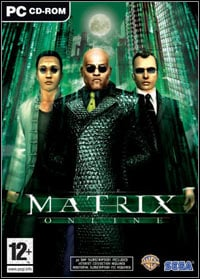 Game Box for The Matrix Online (PC)
