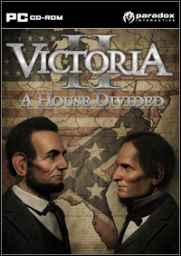 Game Box for Victoria II: A House Divided (PC)