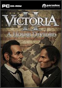Okładka Victoria II: A House Divided (PC)