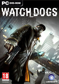 Game Watch Dogs (PC) cover