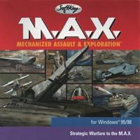 Okładka M.A.X.: Mechanized Assault & Exploration (PC)