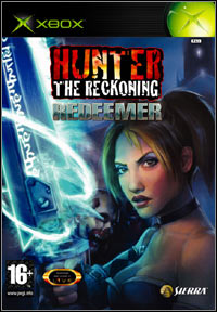 Game Box for Hunter: The Reckoning Redeemer (XBOX)