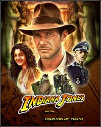Okładka Indiana Jones and the Fountain of Youth (PC)
