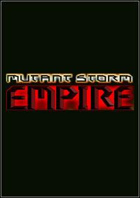 Okładka Mutant Storm Empire (X360)