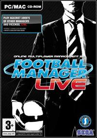 Okładka Football Manager Live (PC)