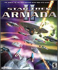 Okładka Star Trek: Armada II (PC)