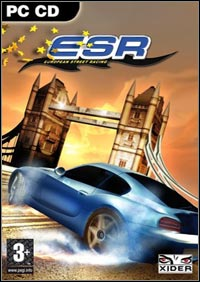 Okładka ESR: European Street Racing (PC)