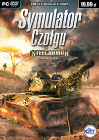 Okładka Steel Armor: Blaze of War (PC)