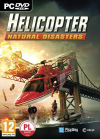 Game Box for Helicopter: Natural Disasters (PC)
