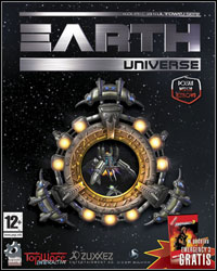 Okładka Earth Universe (PC)