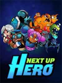 Game Next Up Hero (PC) cover