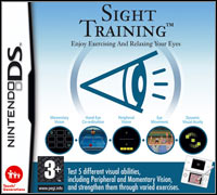 Okładka Flash Focus: Vision Training in Minutes a Day (NDS)
