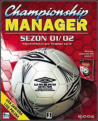 Okładka Championship Manager 2001/2002 (PC)